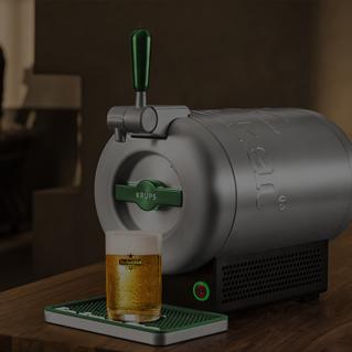 Una birra? Spillatela a casa - Heineken